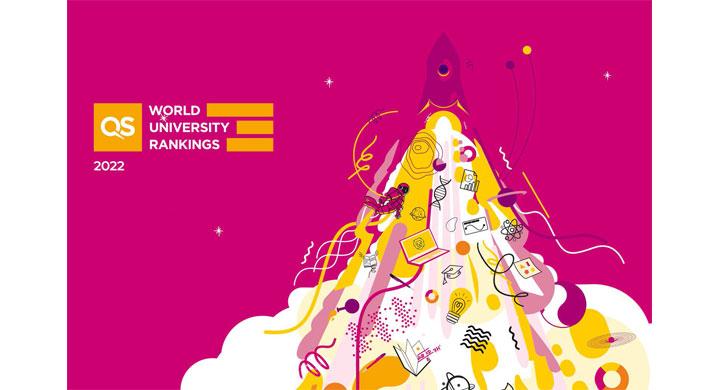 QS 2022 : l'UGA dans le top 10 des meilleures universités françaises