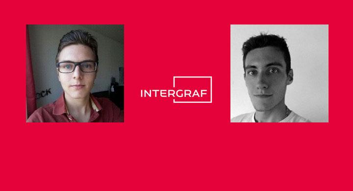 Deux jeunes talents de Pagora récompensés par Intergraf