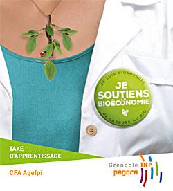 Taxe d'apprentissage Grenoble INP-Pagora CFA Agefpi